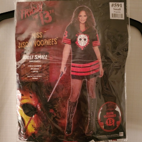 Party City Dresses & Skirts - Friday the 13th costume